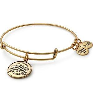 Alex and Ani Ohio State University Bangle Bracelet
